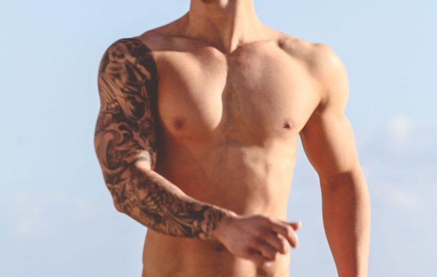 le parfait valentin tatoué sexy